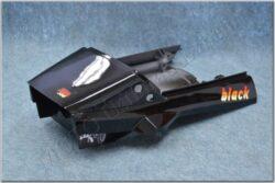 kryt podsedlový ( Jawa 640 ) černý