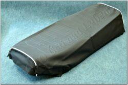 Seat cover, black ( Jawa 638-639 )