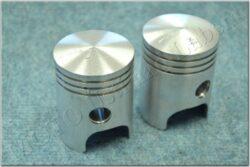 piston 58.00 L + R pin 16 (Jawa 350 12V) orig