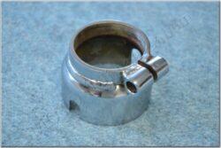 cover, exhaust pipe ( Jawa 650 ) orig.Jawa