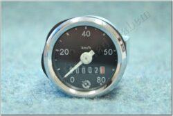 Speedometer 80 km/h ( Jawa 50 Pionyr 20-23 )
