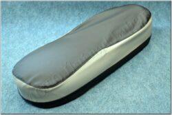 Seat cover, black-grey ( Pionyr 20,21 )