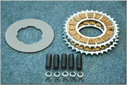 Disk, clutch friction - complete set ( Pionýr 20-23 ) cork