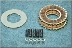 Disk, clutch friction - complete set ( Pionýr 20-23 ) ferodo