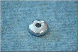 Cover, wheel bearing ( Pionýr 550 ) Matt chrome