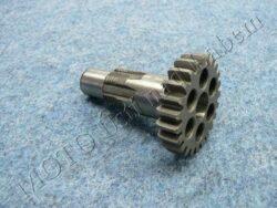 Gear wheel 23T. w/ hub-output shaft ( Pio 20,21,23 )
