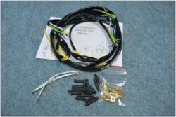 elektroinstalace ( BAB 210,225 )  s blikači