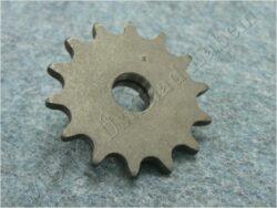 Sprocket wheel Fr. 14T. ( BAB 210 )