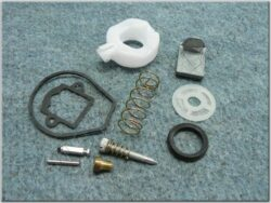 Carburettor repair kit ( BAB ) Dellorto no orig.