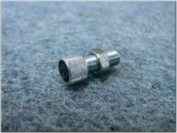 Cable guide, screw + nut ( BAB, Pio ) M6x16