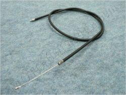 Bowden cable, Throttle valve ( ČZ 125 B,T )