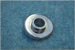 Cover, Fr. wheel bearing ( ČZ 125/150 C ) Matt chrome