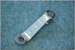 Arm, Rr. brake ( ČZ 125,150 C ) matt chrome
