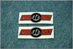 stickers POSILUBE - set of 2pcs (ČZ 175/477)
