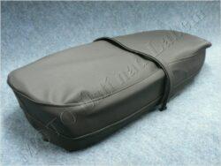 Seat cover, black ( ČZ 501,502 )