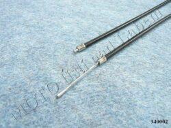 Bowden Cables, set 3pcs. w/o adjuster ( ČZ 501 )(340036)