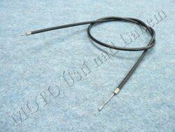 Bowden cable, Throttle valve - spiral turn ( ČZ 501,502 )