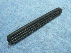 Rubber ground strip, step w/ 2plug ( ČZ 501,502 )