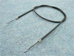 Bowden cable, Throttle valve (ČZ - Cross 516,513,514 ) short