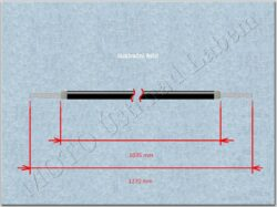 Bowden cable, Clutch ( ČZ - Cross 516 )(390045)