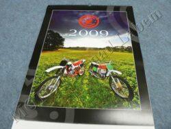 kalendář 2009 - ČZ motocross ( 420x600 )