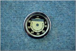 repair kit - speedometer 60km / h (Stadion) flat frame / D=50mm / d=45mm