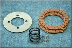 Disk, clutch friction - complete set ( Stadion ) ferodo