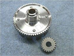 Clutch hub, teeth rim ( Simson S51-70 )