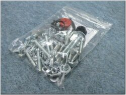 Engine fasteners set ( Simson S51 )