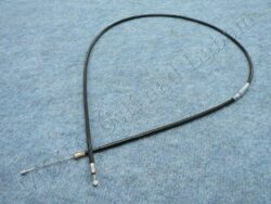 bowden plynu - s mezistavem ( Simson-SR )