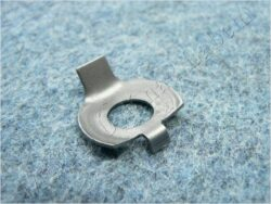 Safeguard, sprocket wheel nut ( Simson S50 )