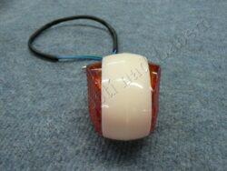 blikač oválný ( Schwalbe ) [oranžové sklo] č.84(550039)