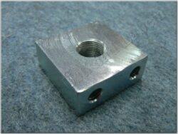 Bushing M18x1,5mm,50x50x20mm w/ thread ( Sajda )