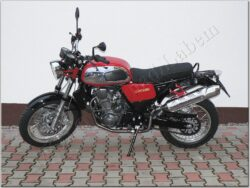 Motocycle Jawa 660/ 836-6 Vintage red