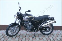 Motocycle Jawa 660/ 836-6 Vintage black