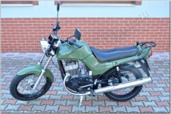 Motocycle Jawa 350/ 640 Military Style