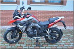 Motocycle RVM 500 by JAWA