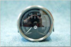 speedometer 90 km / h (ČZ-SR, Tatran)