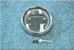 Repair kit - speedometer 110 km / h (ČZ,Tatran,Manet) black dial / D=60mm