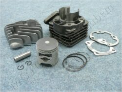 Cylinder assy. 48,00, pin 12,00 / cld+cldhead / ( Honda AF34 - See ) tuning