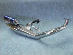 Exhaust, assy. V8 ( Yamaha-3KJ, Motowell ) 3KJ-10W