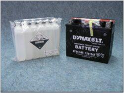 akumulátor 12V 10Ah Dynavolt YTX12-BS ( 150x87x130 )
