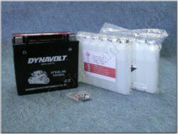 akumulátor 12V 18Ah Dynavolt YTX20L-BS ( 175x87x155 )
