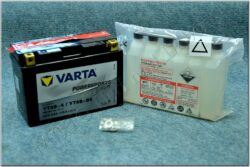 Battery 12V 8Ah VARTA YT9B-BS (149x70x105)
