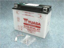 akumulátor 12V 20Ah YUASA SY50-N18L-AT ( 205x90x165 )