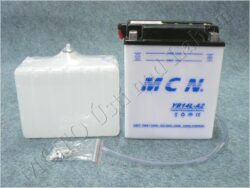 akumulátor 12V 14Ah MCN YB14L-A2 ( 145x90x165 )