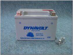 Battery assy. 12V 11Ah Dynavolt YTZ12S ( 150x87x105 )