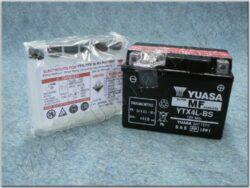 akumulátor 12V 3Ah YUASA YTX4L-BS ( 113x70x86 )