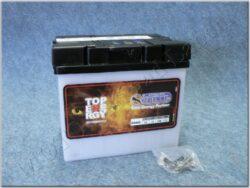 akumulátor 12V 30Ah VIP B444S ( 190x130x168 )