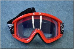 Motorcycle Goggle N1 Adult - red ( NOX )